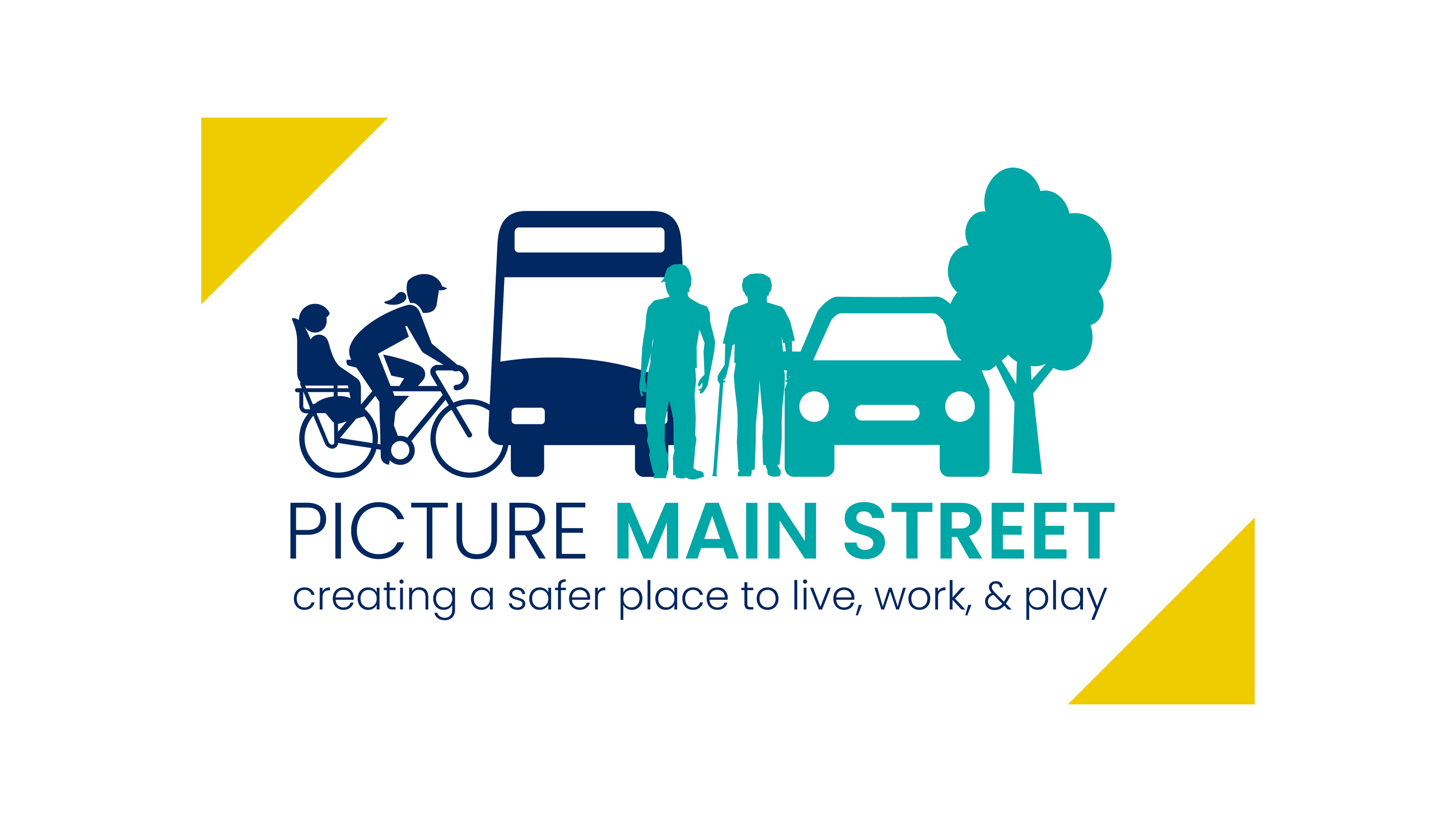 Picture Main Street-creating a safer place to live, work, and play