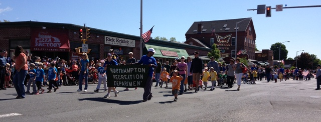 Memorial Day Parade Recreation Department