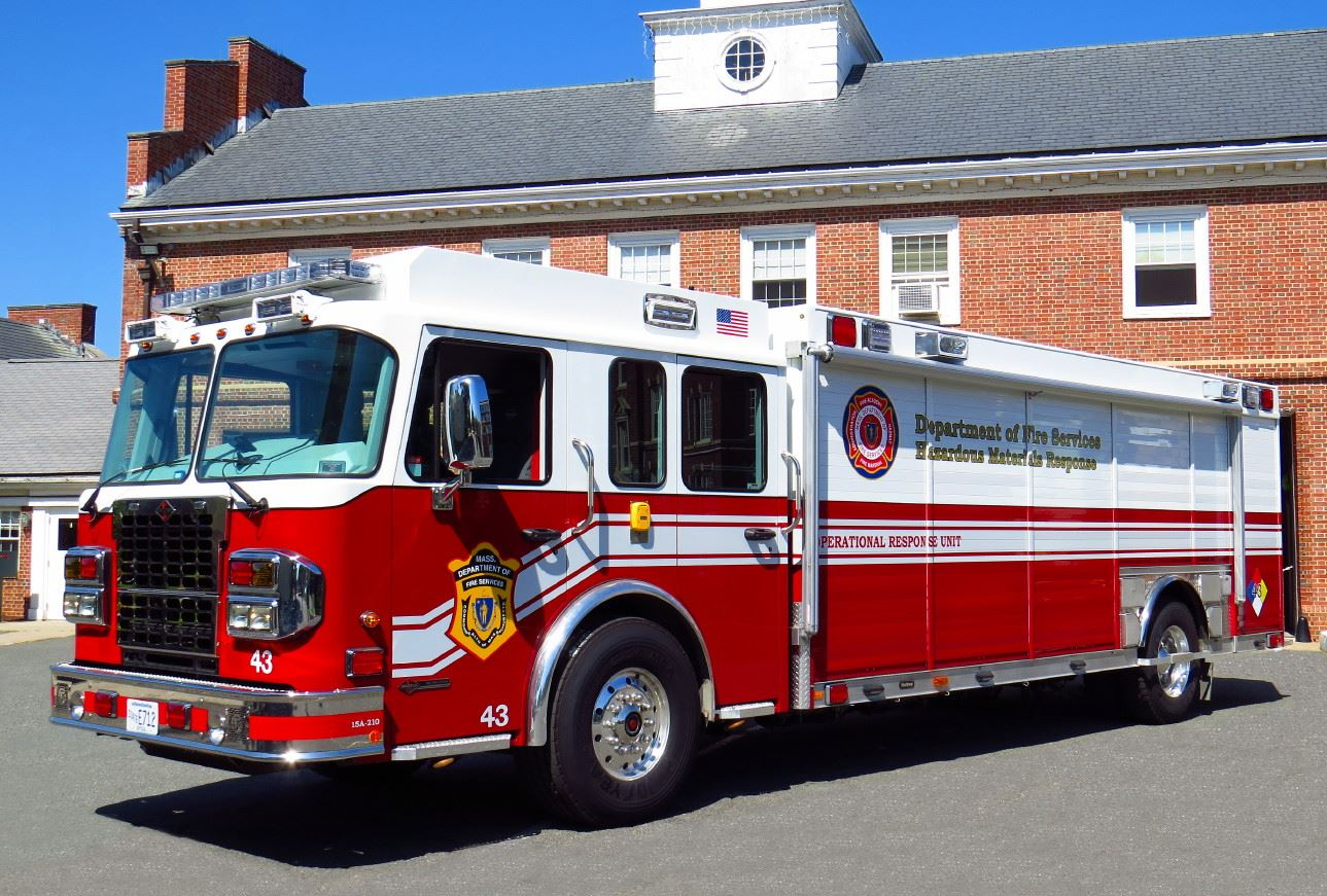 Northampton Fire Department Car Seat