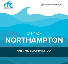 Water Sewer Final Report cover page