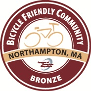 Northampton Bicycle Friendly Community - Bronze Award