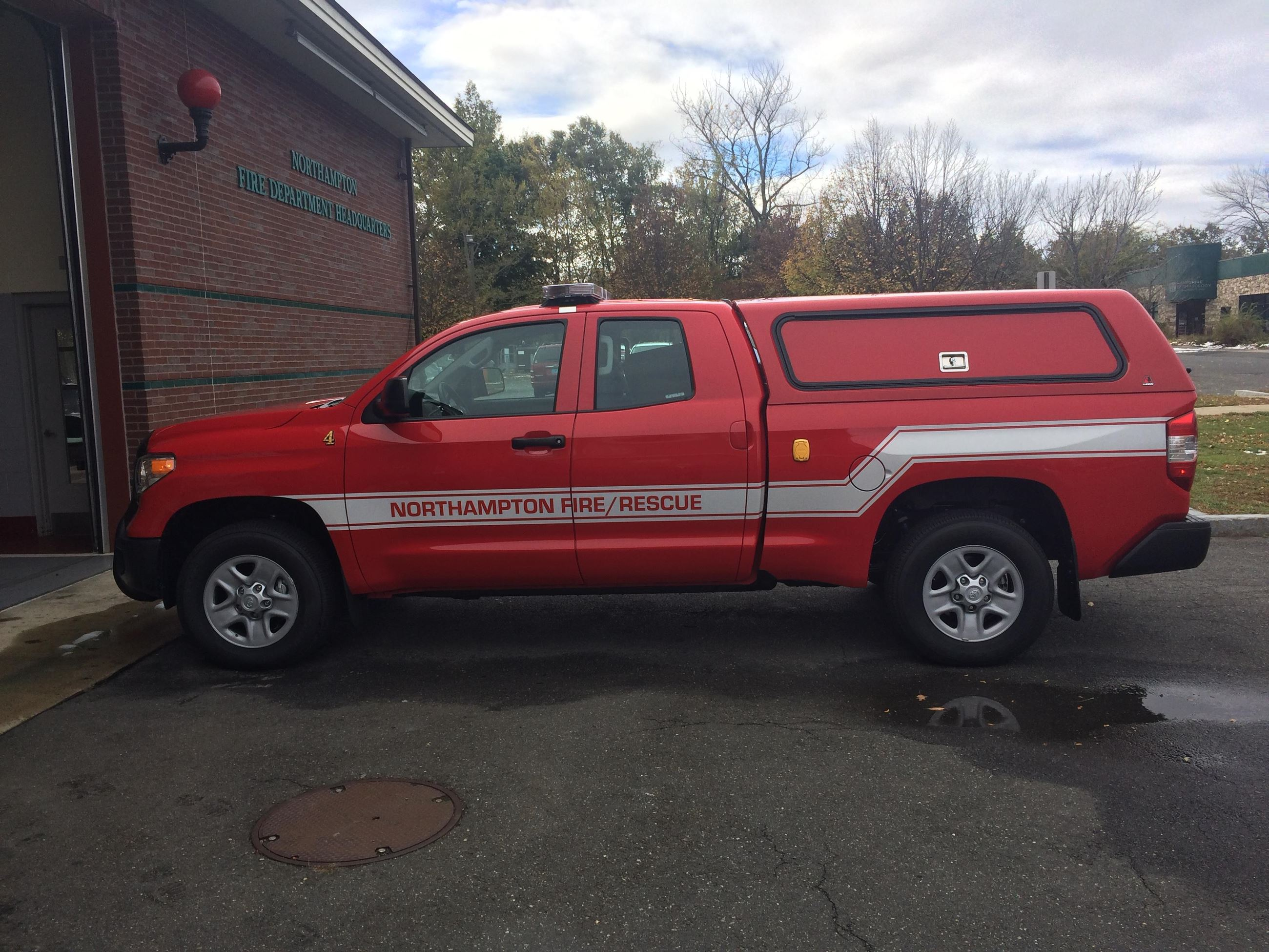 Fire Department Car 4