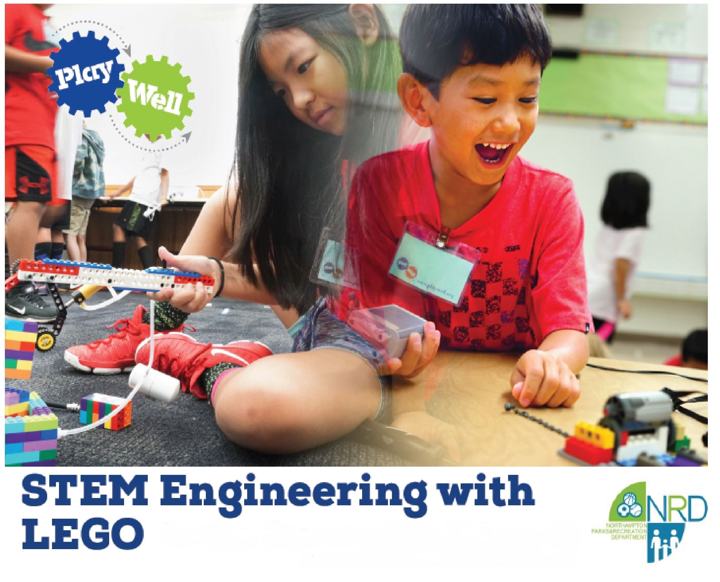 STEM Engineering with Lego image