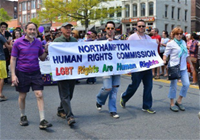 Pride March on May 4, 2013