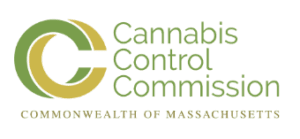 Image of: Cannabis Control Commission logo