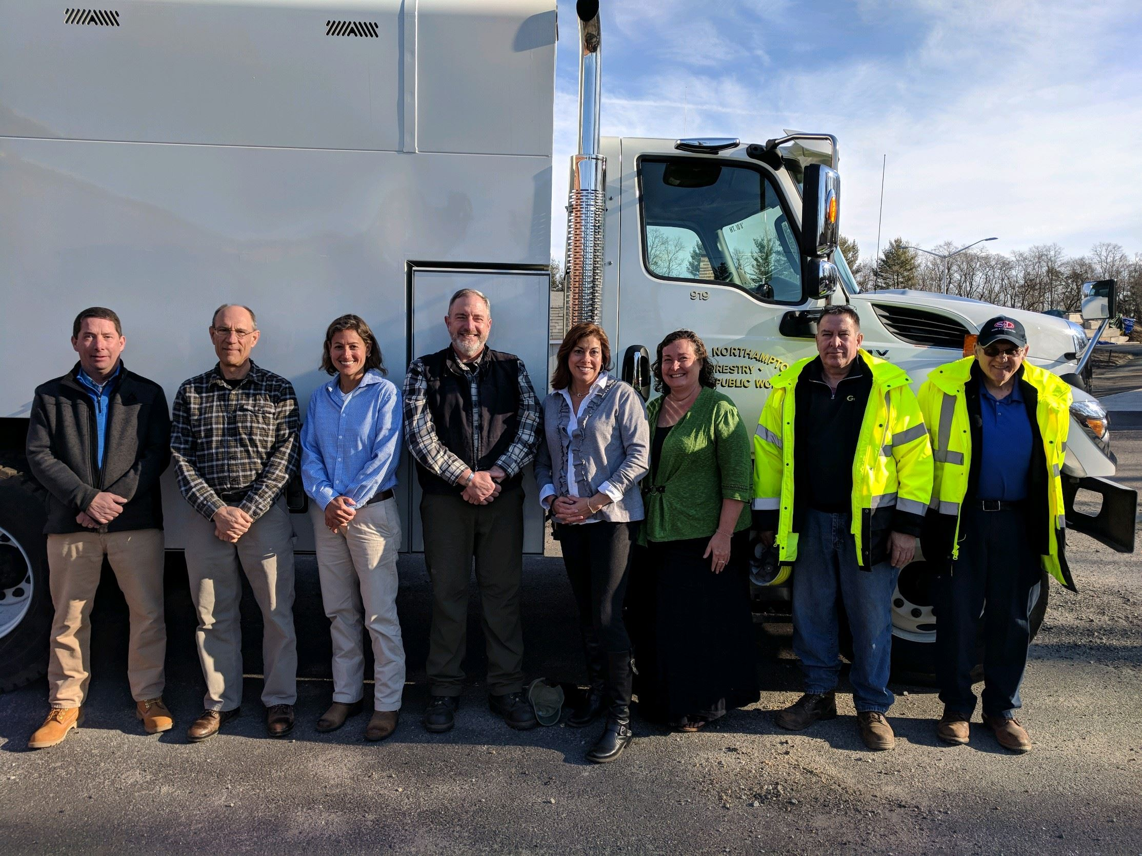 Image of Public Works Senior Staff 2018