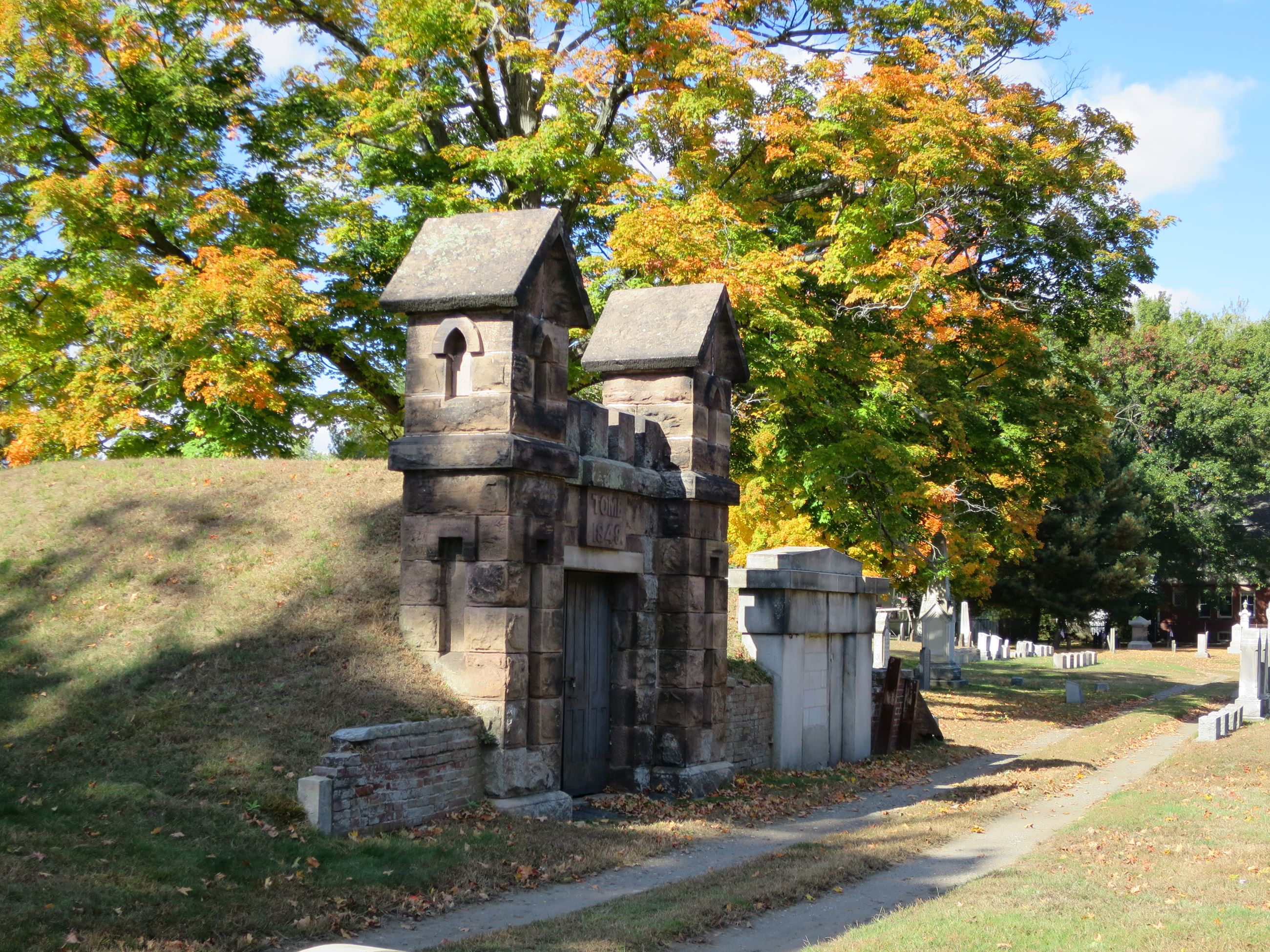 Bridge Street Cemetery 20151015