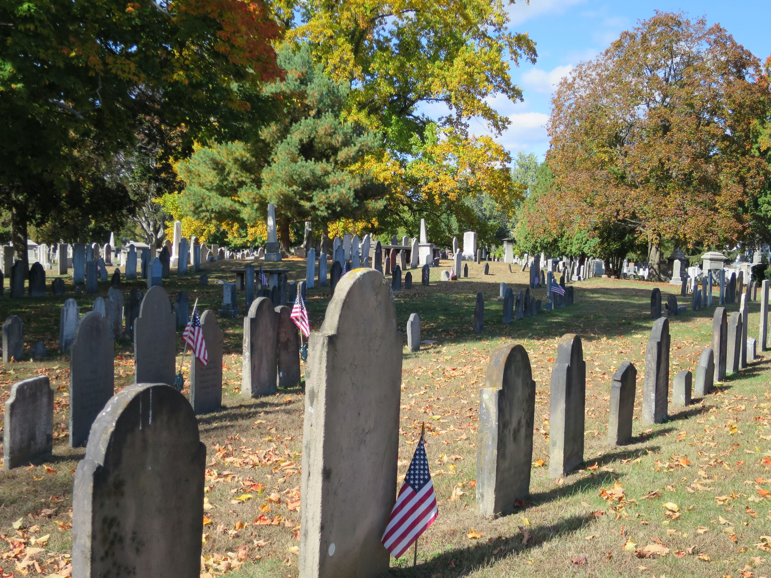 Bridge Street Cemetery 20151015_02