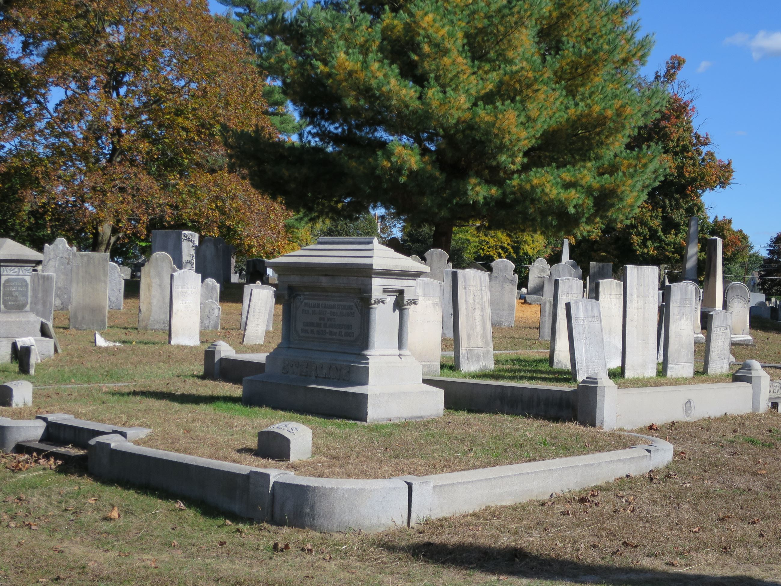 Bridge Street Cemetery 20151015_03