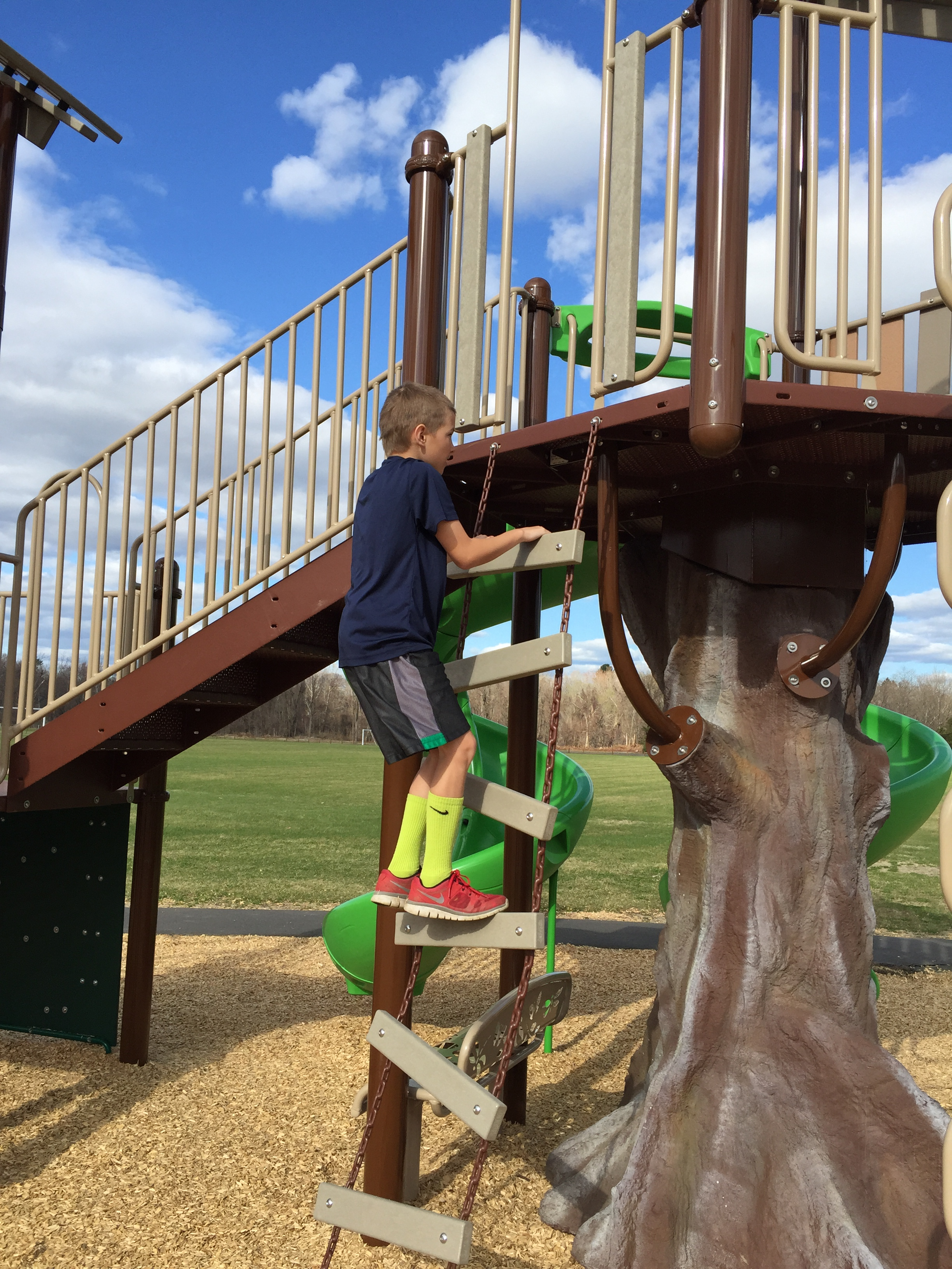 Florence Recreation Fields  play structure